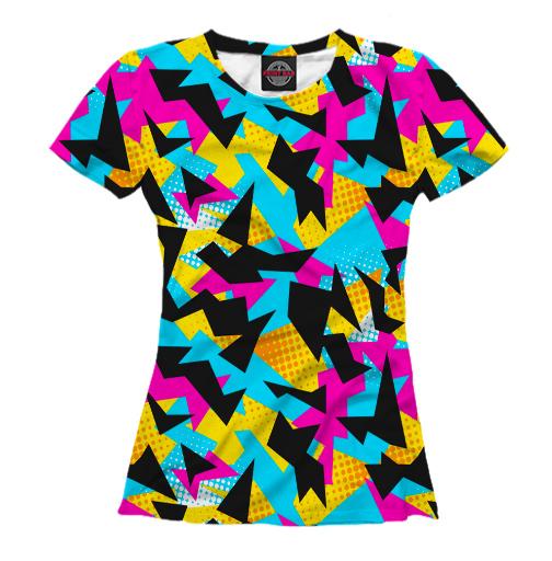 Женская футболка glam4