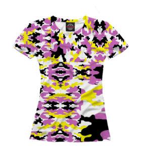 Женская футболка glammm